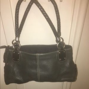 Fossil Bag in black